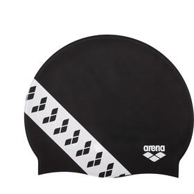 arena Team Stripe Gorra, negro